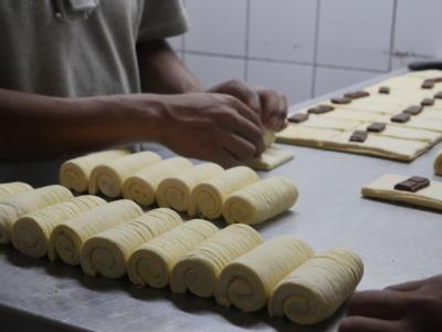 Atelier de boulangerie de Qosqo Maki