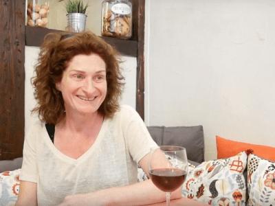 Cécile, fondatrice du restaurant Krut'Herbes à Strasbourg