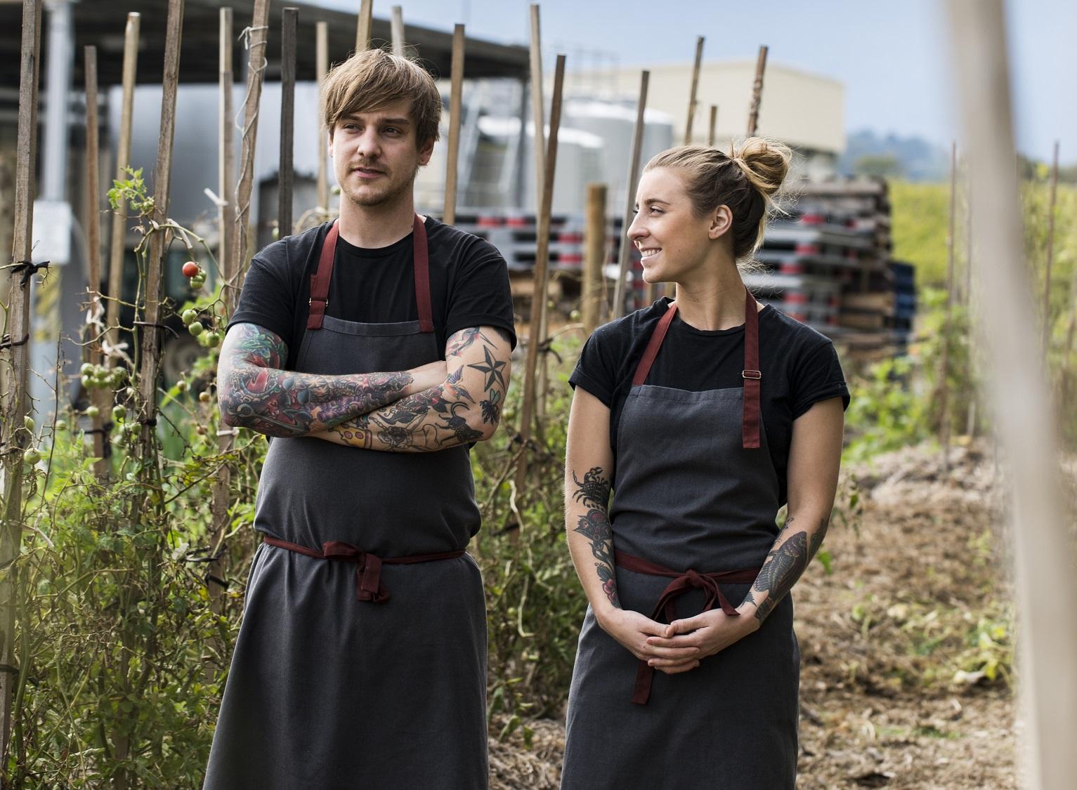 Jo Barrett & Matt Stone