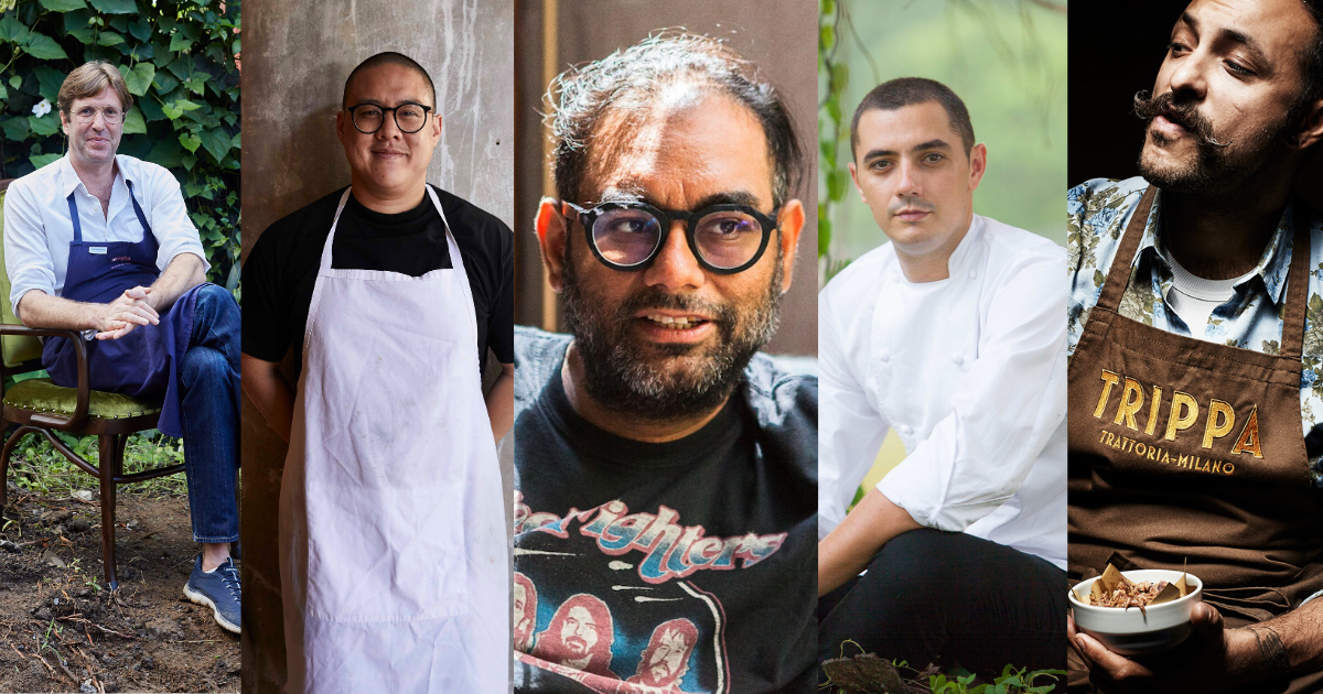 Chefs For Australian Bushfire Relief