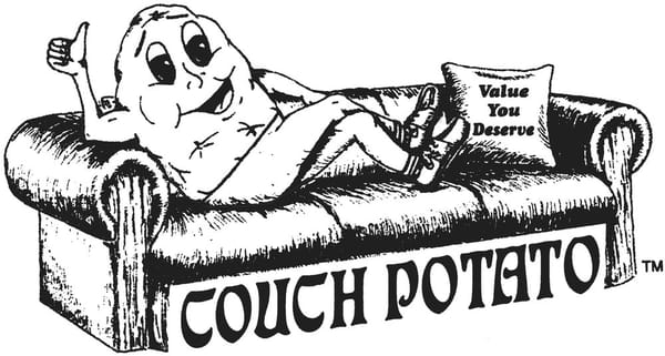 How To Stop Being a Couch Potato