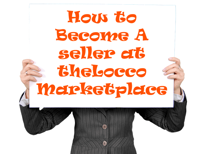 become a seller at thelocco marketplace