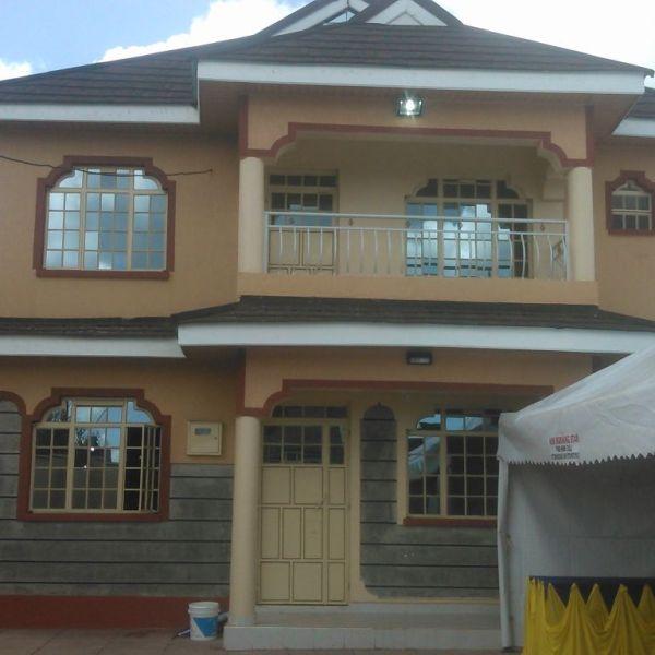 4 Bedroom House Ruiru Membly Estate thelocco