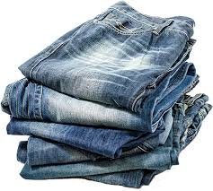 jeans trouser dry ceaning
