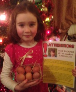 Anne Ferguson donated her savings to help the appeal to bring Jamie Taggart home.