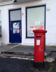 End of an era? Cove Post office
