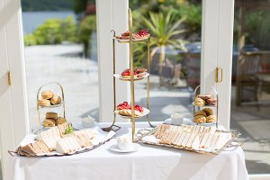Afternoon Teas at The Lodge