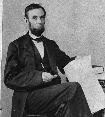 Abraham Lincoln Photo by Gardner