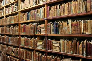 Old Books New Knowledge