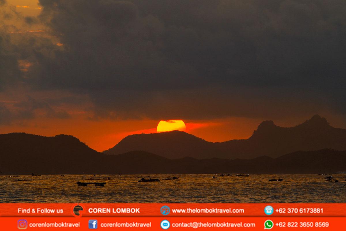 Lombok Sunset Tour