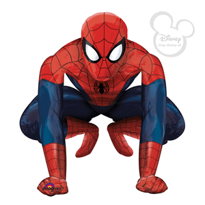 helium large spiderman balloon