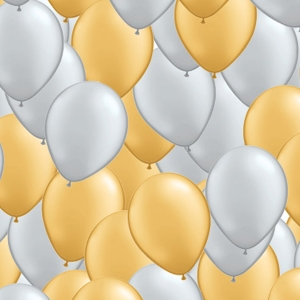 party balloons delivered inflated London