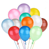 party balloons assorted colours delivered inflated from London Balloon Shop