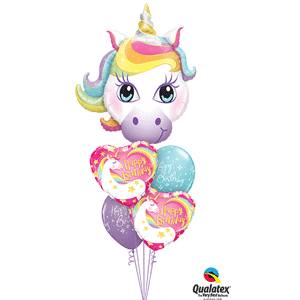 order unicorn balloons for delivery