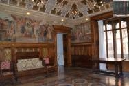 Palazzo Fizzarotti, Sala delle Arti e del Lavoro - da BarInedita