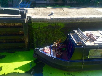 Regent's Canal, Islington Lock