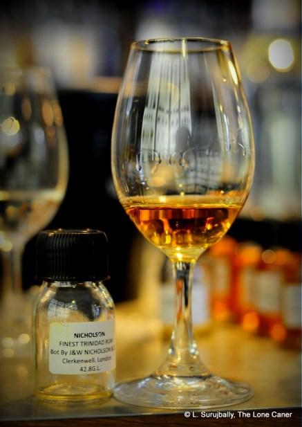 Nicholson Rum