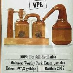 Habitation Velier Forsyth's Pot Still Unaged White Rum (WPE) (2017) - Review