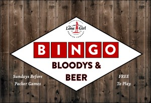 Bloody Brunch Beer Bingo