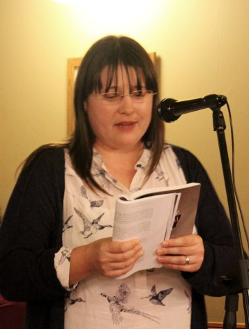 Kate North reading 'Mask' from Issue Two of The Lonely Crowd.