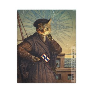 Jacques Cartier Cat