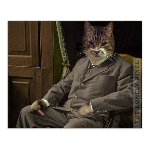 churchill cat