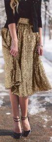 glitter-skirt