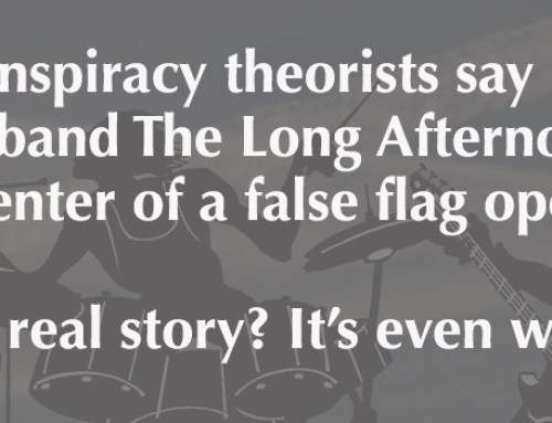 Alex Jones labels The Long Afternoon a conspiracy