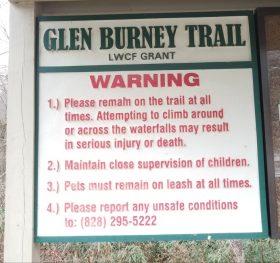 GBT Warning Sign