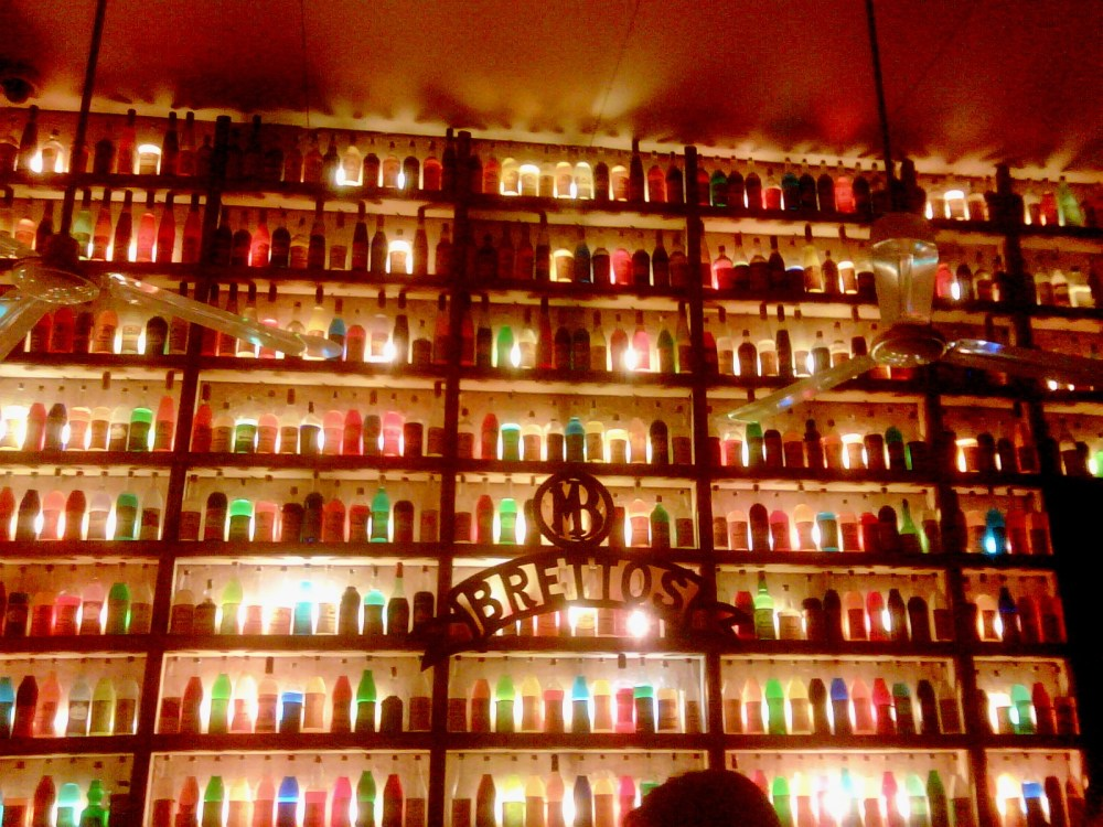 BRETTOS in Plaka - the most colorful bar in Athens!