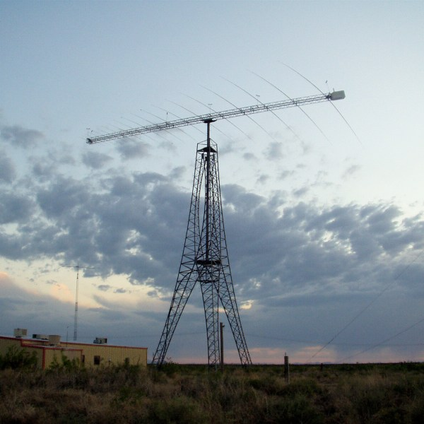 radio station at the Lord's Ranch, Vado, NM