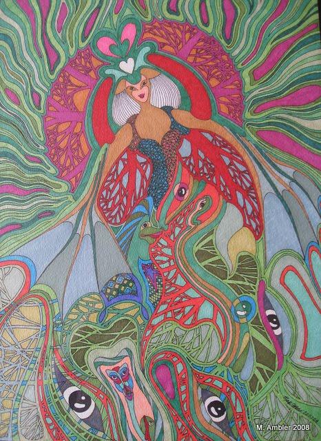 Goddess, 2008