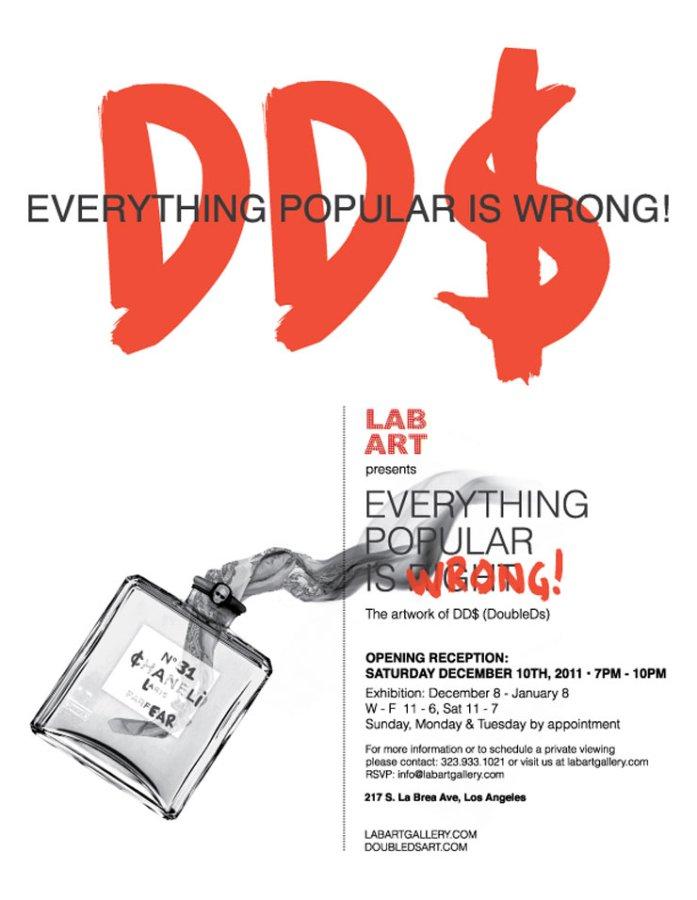 Logo DD$ at Lab Art