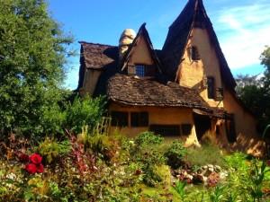 The Witch's House  (photo by Nikki Kreuzer)