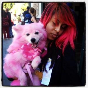 Pretty in Pink (Photo by Nikki Kreuzer)