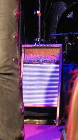 Jim Dandy's scrub board.  Photo Courtesy Keith Matherne