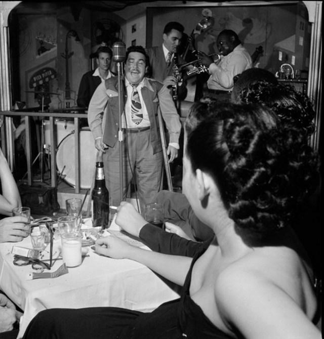 Doc Pomus, blues singer