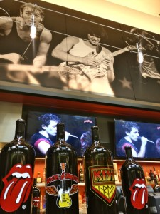 Wall photography  & video footage at Rock & Brew (photo by Nikki Kreuzer)