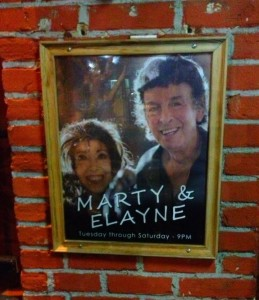 Marty and Elayne (Photo by Nikki Kreuzer)