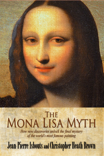 Mona Lisa Myth Book Cover