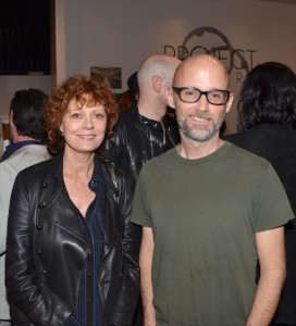 "Moby ""Innocents"" Photo Exhibition Opening Night at Project Gallery in Hollywood on February 21, 2014"