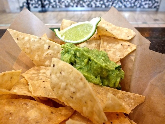 What's better to munch on than chips and guacamole, especially on National Chip and Dip Day? Photo by Ed simon for the Los Angeles Beat