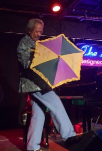 Allen Toussaint brings a little New Orleans to Los Angeles (photo by Nikki Kreuzer)