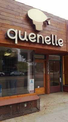 Quenelle storefront