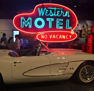 Route 66 car culture (photo by Nikki Kreuzer)