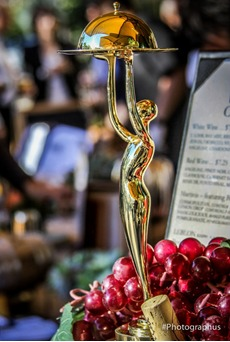 The Golden Foodie Award is Orange County's top culinary prize. Photo courtesy of the Golden Foodie Awards.