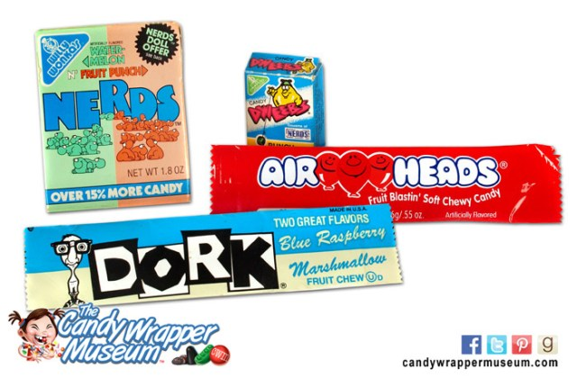 Nerds, Dweebs, Air Heads, and Dorks