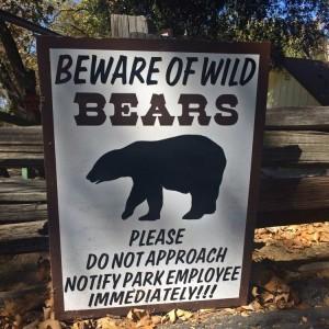 A sign at Oat Tree Village (photo by Nikki Kreuzer)