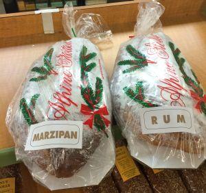 Fresh bread at the Alpine Market (photo by Nikki Kreuzer)