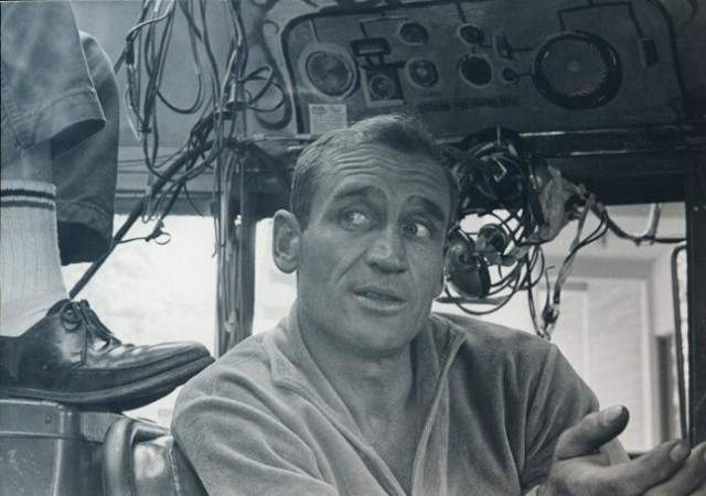 Neal Cassady. Photo courtesy of flickr.commons.